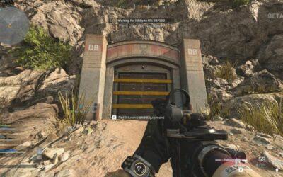 Call of Duty Warzone bunker door codes: comment les ouvrir et ce que signifient les mots de passe et les téléphones de l'ordinateur