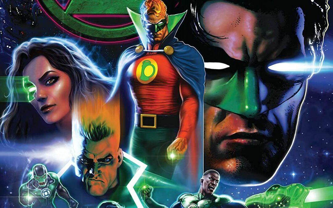 Critique des meilleurs clichés: Super-spectaculaire 100 pages du 80e anniversaire de Green Lantern (7/10)
