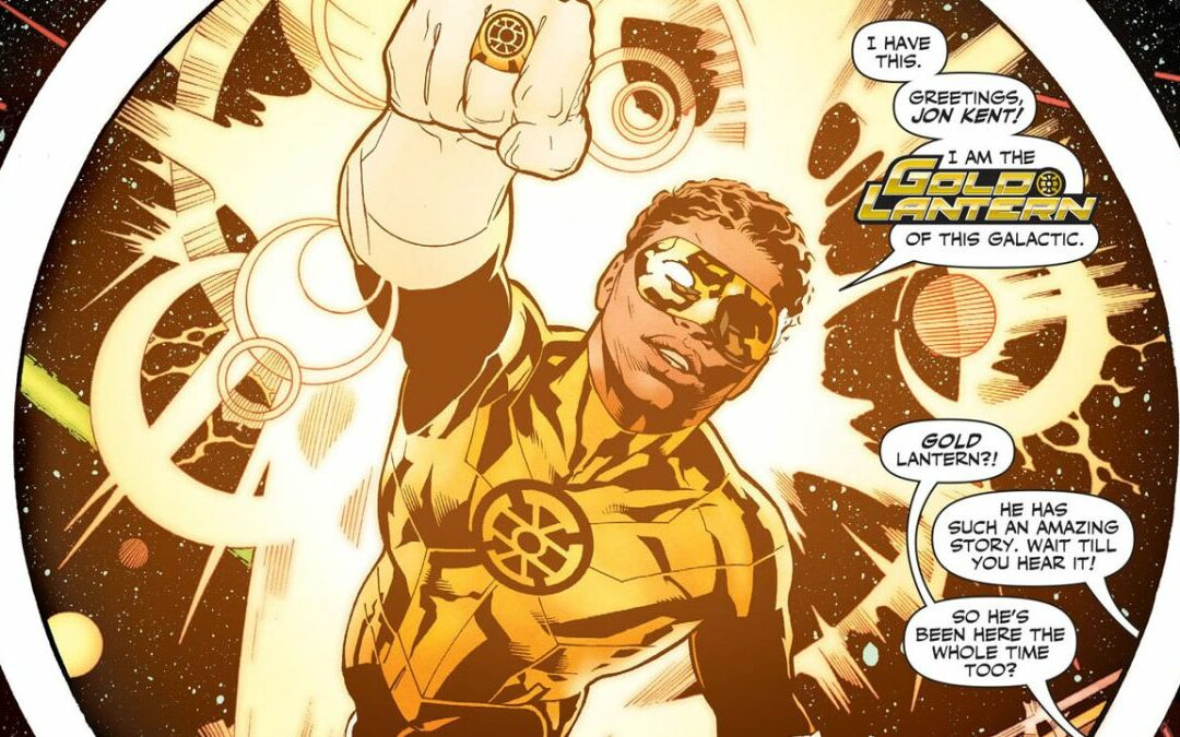 Critique des meilleurs plans: Legion of Super-Heroes # 6