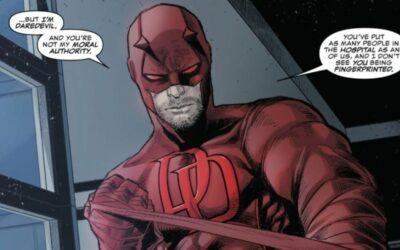 Best Shots Rapid-Fire Avis: Daredevil # 21, Batgirl # 47, Chu # 1, plus