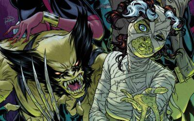 Les sollicitations et couvertures d'octobre 2020 de Marvel Comics révélées