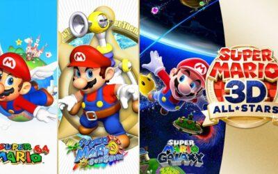Les jeux New Mario de Nintendo ont une date limite d'achat, et ça craint