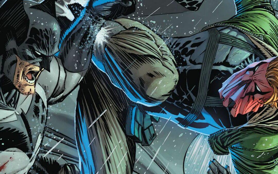 Best Shots Avis: Batman # 101 offre une version plus épurée et plus mince du chevalier noir